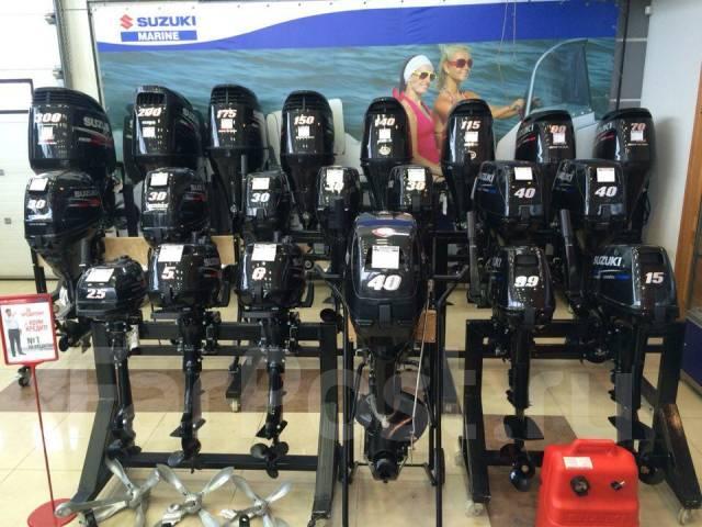 официальный дилер лодочных моторов сузуки в ижевске