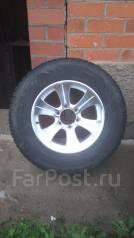 Продам комплект колес TOYO, 265/65/R17. x17