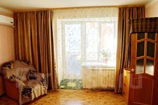 1-комнатная, улица Адмирала Горшкова 36. Снеговая падь, проверенное агентство, 42 кв.м. Интерьер