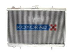 Радиатор охлаждения двигателя. Nissan GT-R Nissan Skyline, ECR32, HR32, HNR32, FR32, HCR32, ER32, BNR32, YHR32 Nissan Skyline GT-R, BNR32 Двигатель RB...