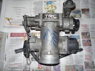 Заслонка дроссельная. Toyota Mark II Toyota Chaser Двигатель 1JZGTE