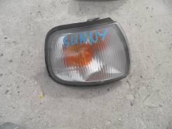 Габаритный огонь. Nissan Sunny