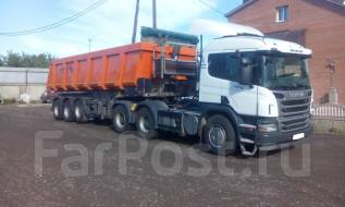 Scania. ��������� ����� P 440CA 6x4HSZ Griffin, 13 000 ���. ��., 33 000 ��.