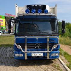 Mercedes-Benz Atego. ��������� ������������ mercedes-benz atego 1024L 2010�, 4 200 ���. ��., 7 000 ��.