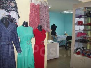 Ателье по пошиву женской, мужской и детской одежды
