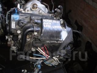 Двигатель. Mitsubishi Mirage, A05A Двигатель 3A90