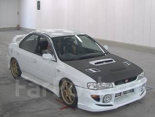 Subaru Impreza WRX STI. механика, 4wd, 2.0 (280 л.с.), бензин, б/п, нет птс. Под заказ