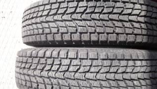 Dunlop Grandtrek SJ6. Зимние, без шипов, 2008 год, износ: 10%, 2 шт