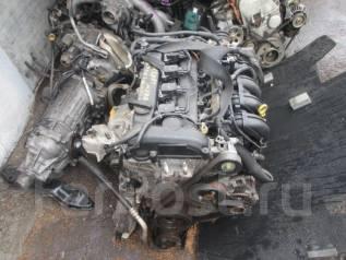 Двигатель. Mazda Premacy, CREW Двигатели: LFDE, LF