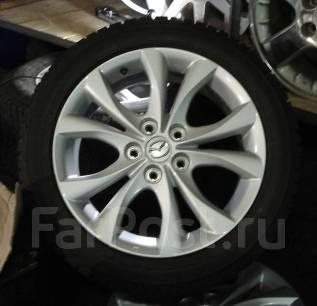 ��������� �������� ����� ������ � �������� ����� Mazda. 7.0x17 5x114.30