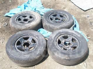 Комплект колес R15 6.5JJ ET30. 6.5x15 6x139.70 ET30