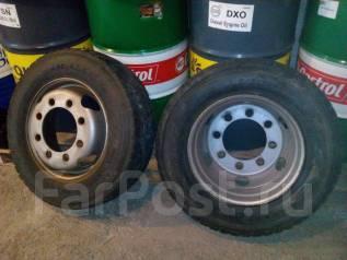 Продам грузовые колеса 245/70R19.5 LT ( Япония) Dunlop. 6.75x19.5 ET147