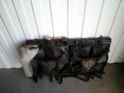 Радиатор охлаждения двигателя. Subaru Impreza, GG3 Двигатель EJ15