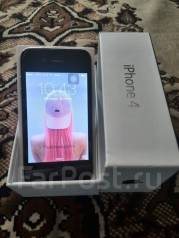 Apple iPhone 4 32Gb. ��������. ��� �����