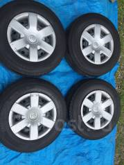 Продам комплект колес. x15 6x139.70