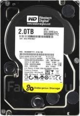 Жесткие диски. 2 000 Гб, интерфейс SATA III