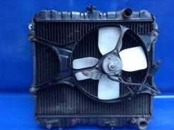 Радиатор охлаждения двигателя. Mitsubishi Mirage