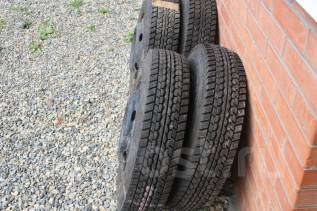 Dunlop SP LT 01. Всесезонные, 2014 год, износ: 5%, 2 шт