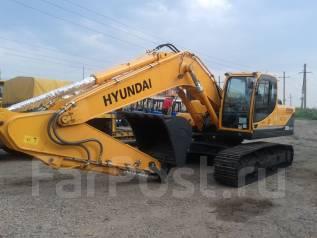 Hyundai. Гусеничный экскаватор R260LC-9S, 5 900 куб. см., 1,27куб. м.