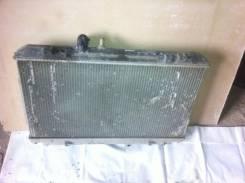 Радиатор охлаждения двигателя. Mazda RX-8, SE3P