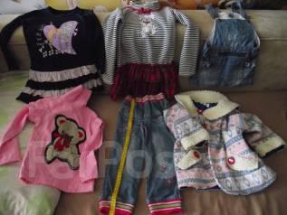 Вещи для девочки. Рост: 104-110, 110-116, 116-122 см