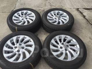 195/65 R15 Bridgestone Nextry литые диски 4х100 (К5-15001). 6.0x15 4x100.00 ET40