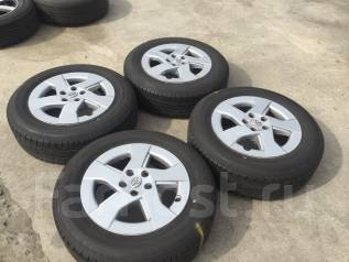 195/65 R15 Bridgestone Nextry литые диски 5х100. 6.0x15 5x100.00 ET45