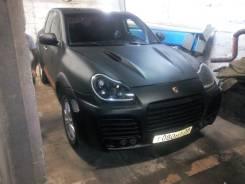 Фланец Porsche Cayenne