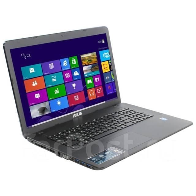 "Asus X751LAV. 17.3"", 2,1ГГц, ОЗУ 6144 МБ, диск 1 000 Гб, WiFi, Bluetooth, аккумулятор на 3 ч."