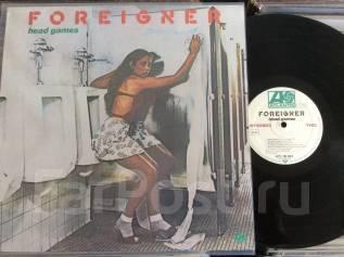 Форинер / Foreigner - Head Games - 1979 - DE LP третий альбом