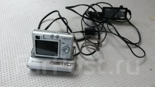 Casio Exilim Zoom EX-Z400. 4 - 4.9 Мп, зум: 3х