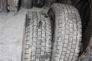 Bridgestone Blizzak W969. Всесезонные, 2010 год, износ: 5%, 2 шт
