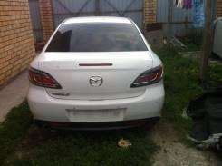 Привод. Mazda Mazda6, GH