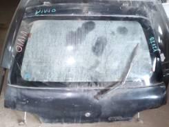 Дверь багажника. Subaru Vivio, KK3, KK4, KY3, KW3, KW4
