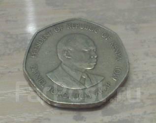 Кения 5 шиллингов 1985 год