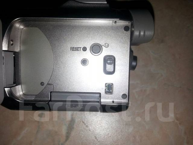 Panasonic NV-GS230. с объективом