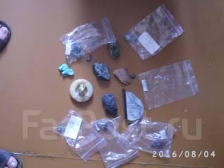 Детская коллекция камней