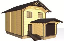 Дом «Эдем» теперь доступен в кредит, 17 486 руб. /мес.