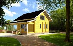 Дом-баня «Хромов» теперь доступен в кредит, 10 619 руб. /мес.