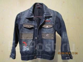 Куртки джинсовые. Рост: 50-60 см