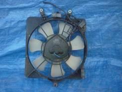Вентилятор радиатора кондиционера. Honda Jazz, GD1 Honda Fit, GD1