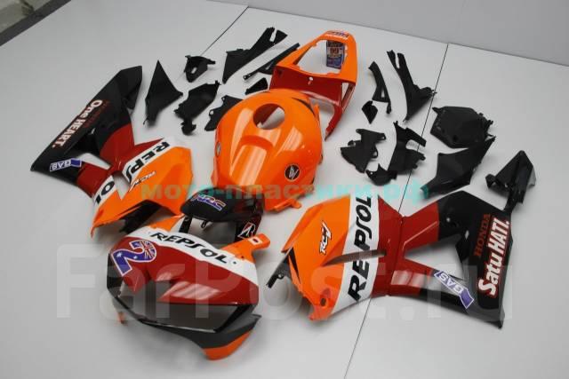 Пластик на мотоцикл 200