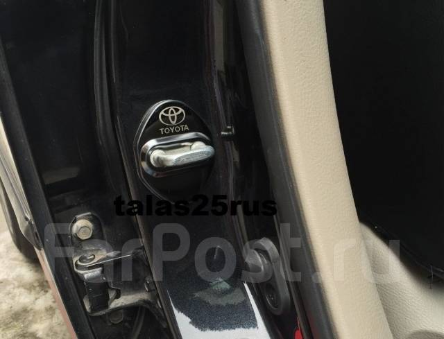 Крепление боковой двери. Toyota Hilux