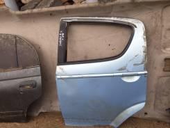 Дверь боковая. Subaru R2