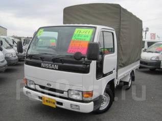 Nissan Atlas. бензиновый бортовой + тент под птс. Двигатель NA20, 2 000 куб. см., 1 250 кг. Под заказ