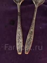 Ложка, серебро 875 проба, 1970-е. Оригинал