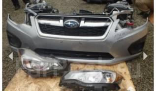 Ноускат. Subaru Impreza Двигатель FB20