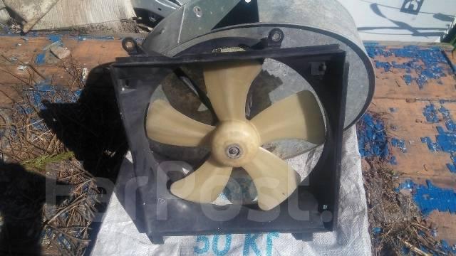 Вентилятор охлаждения радиатора. Toyota Carina, AT210, AT211, AT212 Toyota Corona Premio, AT210, AT211 Двигатели: 7AFE, 5AFE, 4AFE