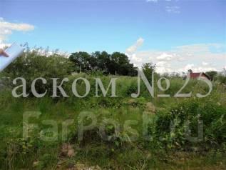 Земельный участок в п. Соловей Ключ. 1 500 кв.м., собственность, электричество, вода, от агентства недвижимости (посредник). Фото участка