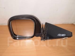 Зеркало заднего вида боковое. Mitsubishi Pajero, V63W, V73W, V60, V65W, V75W, V78W, V77W, V68W Mitsubishi Montero, V60